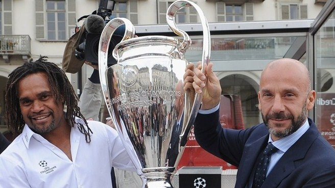Champions League Trophy Tour reist nach Turin