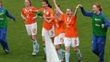 Team celebrations (Netherlands)