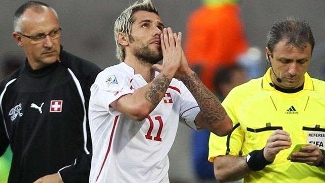 Valon Behrami (Switzerland)