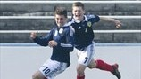 Lewis Kidd & Cameron Smith (Scotland)