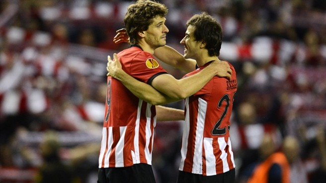 Fernando Llorente & Borja Ekiza (Athletic Club)