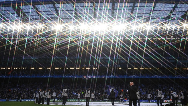 Frauenfinale an der Stamford Bridge