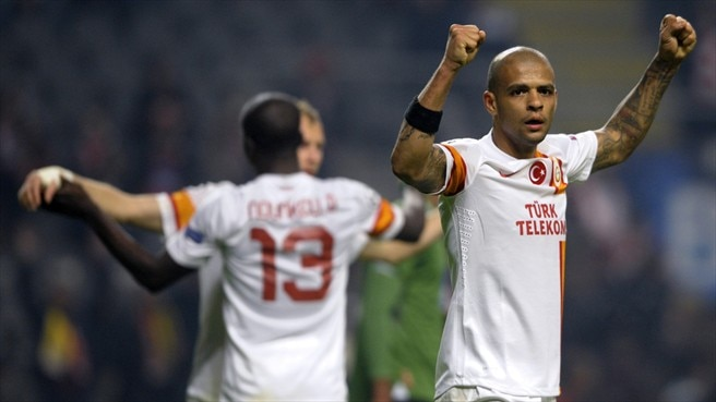 Galatasarays tolle Moral belohnt