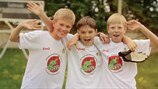 Die Children's Football League of Russia