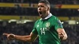 Republik Irlands EURO-Star: Jon Walters