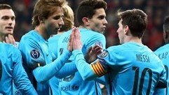 Highlights: Leverkusen - Barcelona 1:1
