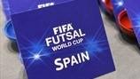 FIFA Futsal World Cup play-off draw