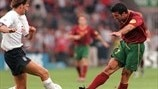 Highlights der EURO 2000: Portugal - England 3:2