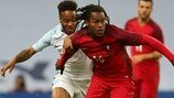 Raheem Sterling (England) & Renato Sanches (Portugal)