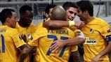 Highlights: Olympiacos - APOEL 0:1