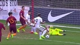 Highlights der UEFA Youth League: Roma - Monaco
