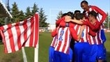 Highlights: Atletico - Sevilla 3:2