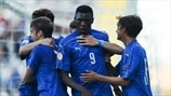 U17-Highlights: Kroatien - Italien