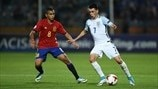 Phil Foden (England) & Moha (Spain)