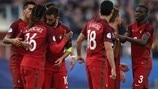 U21-Highlights: Portugal - Serbien 2:0