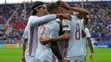 U21-Highlights: Portugal - Spanien 1:3