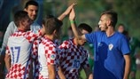 Zagreb v Region 2 - Final - UEFA Regions' Cup 2017