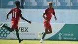 U19-Highlights: Portugal - Niederlande 1:0