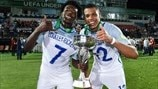 Dujon Sterling & Isaac Buckley-Ricketts (England)