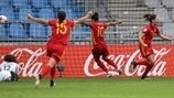 Highlights: Spanien - Portugal 2:0