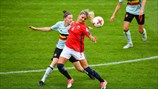 Highlights: Norwegen - Belgien 0:2