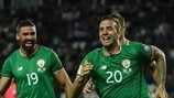 Jon Walters & Shane Duffy (Republic of Ireland)
