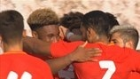 Highlights der UEFA Youth League: Monaco - Beşiktaş 3:0