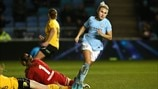 Izzy Christiansen (Manchester City)