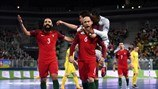 Highlights: Ukraine - Portugal