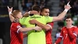 Highlights: Russland - Kasachstan 1:0