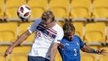 U19 EURO highlights: Italy 1-1 Norway
