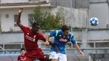 Youth-League-Highlights: Napoli - Liverpool 1:1