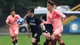 Youth-League-Highlights: Inter - Barcelona 0:2