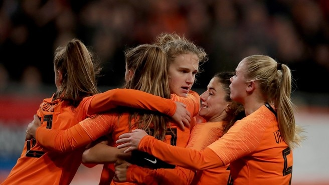 Netherlands v Switzerland