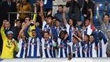 Highlights vom Finale der Youth League 2019: Porto - Chelsea 3:1