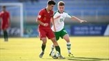 Highlights: Portugal - Republik Irland 4:0
