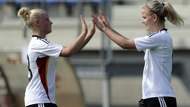 Showdown bei U17-Frauen
