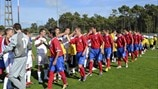 Handshakes (South Region Russia & Belgrade)