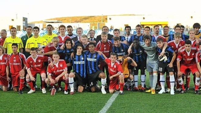 UEFA Youth League kommt 2013/14