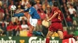 Highlights der EURO 2000: Italien - Belgien 2:0