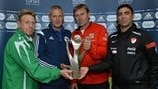 Group B coaches (UEFA Regions' Cup)