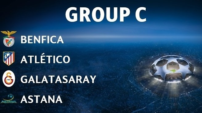 galatasaray champions league gruppe