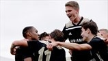 Youth-League-Highlights: Ajax - Benfica 3:0