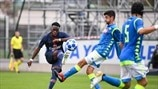 Youth-League-Highlights: Paris - Napoli 0:0