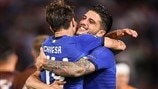 Highlights: Italien - Spanien 3:1