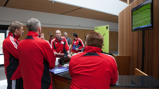 The 19th UEFA Course for Coach Educators