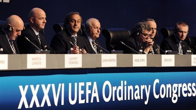 UEFA Congress – Istanbul, 22 March 2012