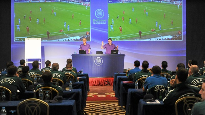 Referees training (Antalya)