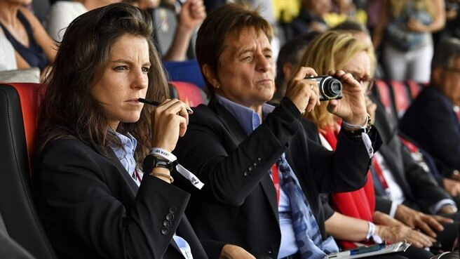 Technical Observers at UEFA Women's EURO 2017: